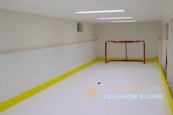 Hokejová miestnosť